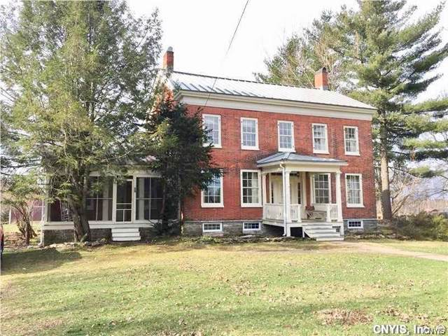 37380 County Route 25, Antwerp, NY 13608 (MLS #S1226887) :: Robert PiazzaPalotto Sold Team