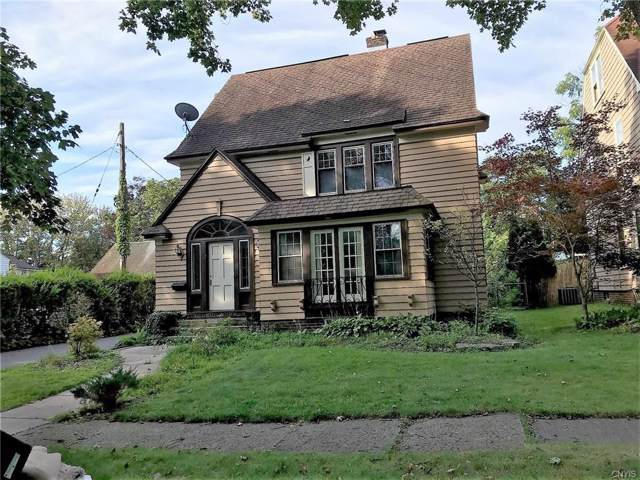 310 Crawford Avenue, Syracuse, NY 13224 (MLS #S1227019) :: The Glenn Advantage Team at Howard Hanna Real Estate Services
