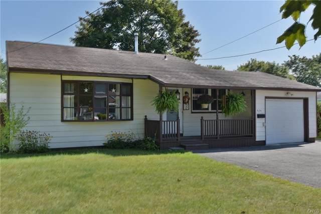 424 Van Dyke Road, Utica, NY 13502 (MLS #S1227020) :: Updegraff Group
