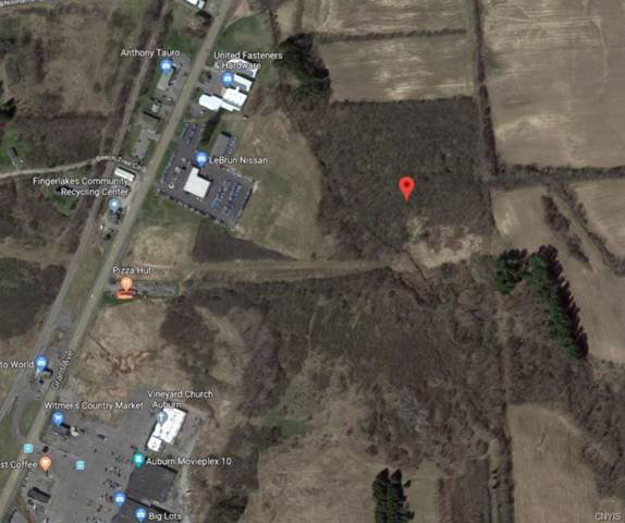 00 State Route 5 Grant Avenue, Sennett, NY 13021 (MLS #S1227106) :: Updegraff Group