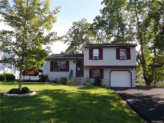 8353 Sextant Drive, Clay, NY 13027 (MLS #S1227214) :: Updegraff Group
