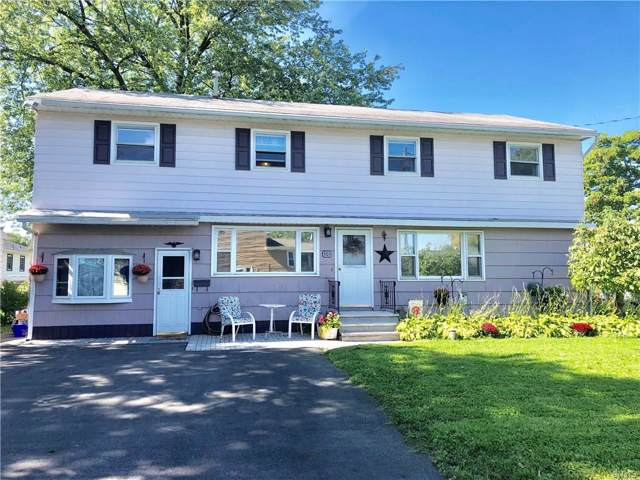 303 Gaynor Avenue, Salina, NY 13206 (MLS #S1227239) :: Robert PiazzaPalotto Sold Team