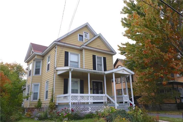 115 N Indiana Avenue, Watertown-City, NY 13601 (MLS #S1227331) :: BridgeView Real Estate Services
