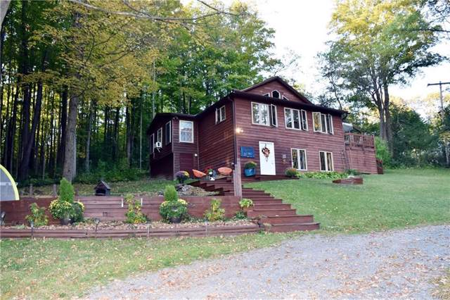 260 Camp Road, Litchfield, NY 13322 (MLS #S1227399) :: Thousand Islands Realty