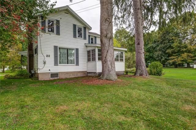 22 Spruce Street, Lysander, NY 13027 (MLS #S1227699) :: MyTown Realty