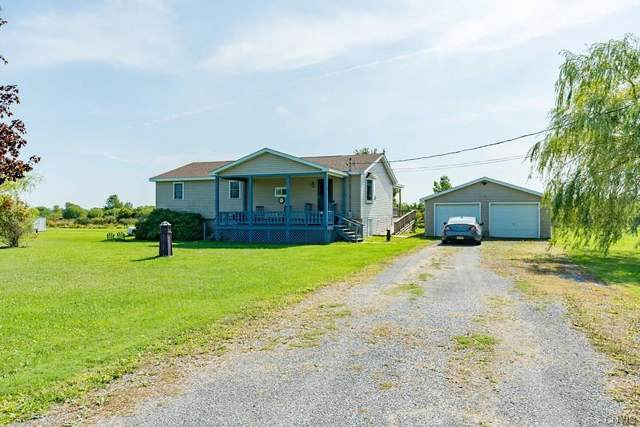 9368 Middle Road, Brownville, NY 13634 (MLS #S1227962) :: Thousand Islands Realty