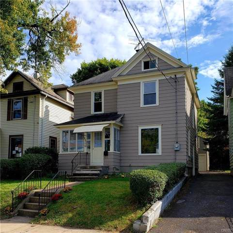 807 2nd Street, Geddes, NY 13209 (MLS #S1227977) :: Robert PiazzaPalotto Sold Team