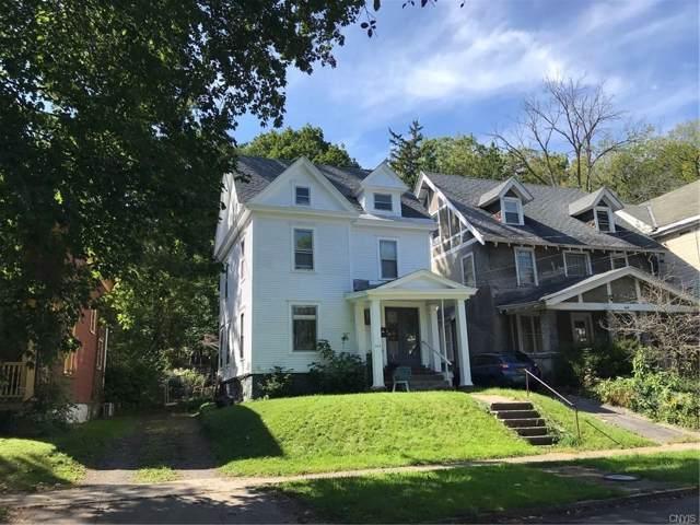 500 Greenwood Place, Syracuse, NY 13210 (MLS #S1228103) :: The Glenn Advantage Team at Howard Hanna Real Estate Services