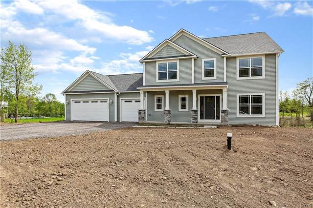 Lot 11 Yellow Birch Circle, Pompey, NY 13078 (MLS #S1228535) :: Thousand Islands Realty