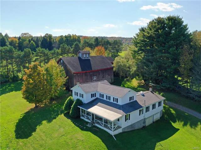 187 Little Hill Road, Afton, NY 13730 (MLS #S1228773) :: Thousand Islands Realty