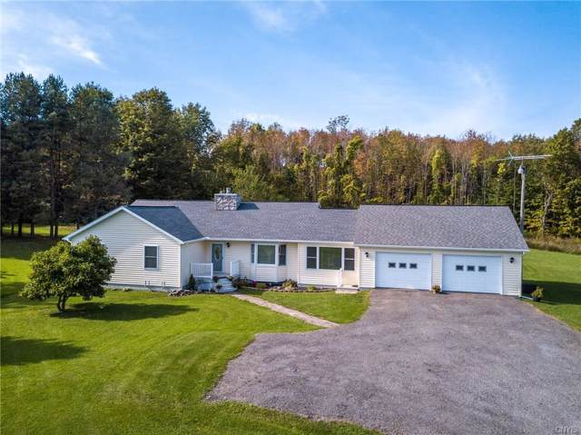 163 Brockway Road, Frankfort, NY 13340 (MLS #S1228928) :: The Glenn Advantage Team at Howard Hanna Real Estate Services