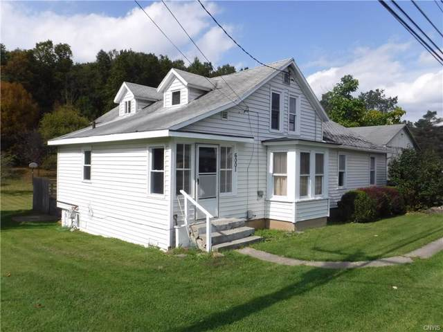 6001 State Route 281, Homer, NY 13087 (MLS #S1229015) :: The Glenn Advantage Team at Howard Hanna Real Estate Services