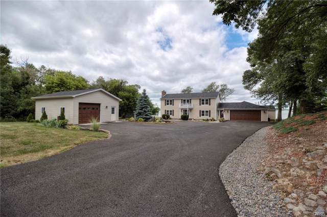 5405 State Route 90 N, Springport, NY 13034 (MLS #S1229034) :: Thousand Islands Realty