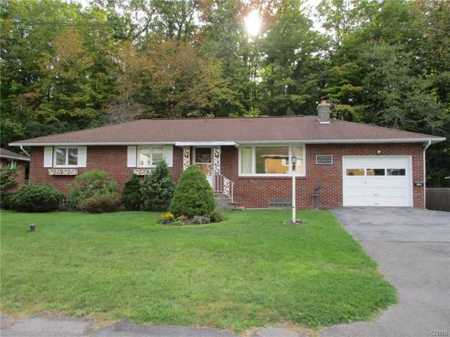 110 Piercefield Drive, Geddes, NY 13209 (MLS #S1229069) :: Robert PiazzaPalotto Sold Team