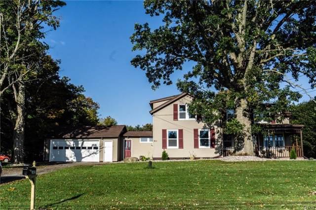 1455 Pompey Center Road, Fabius, NY 13063 (MLS #S1229097) :: The Glenn Advantage Team at Howard Hanna Real Estate Services