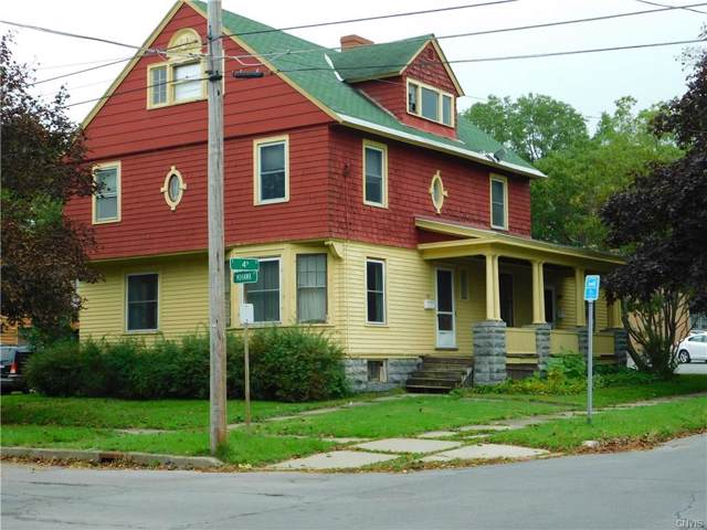 125 E 4th Street, Oswego-City, NY 13126 (MLS #S1229200) :: Thousand Islands Realty