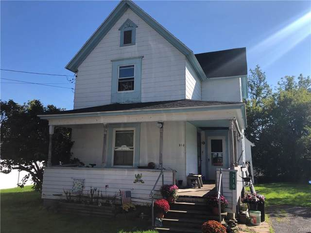 210 St Lawrence Avenue E, Brownville, NY 13615 (MLS #S1229503) :: Robert PiazzaPalotto Sold Team