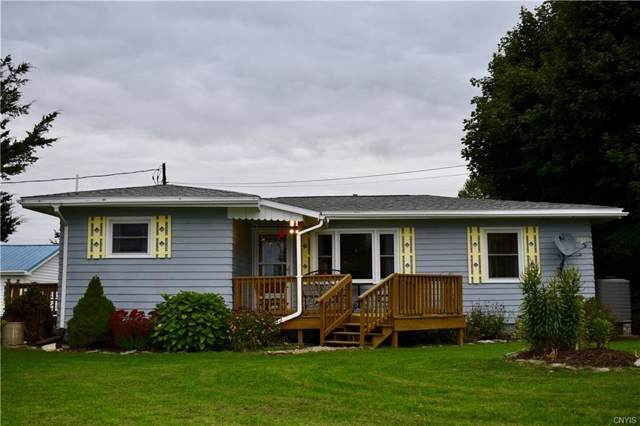 27662 Nys Route 12, Brownville, NY 13601 (MLS #S1229641) :: Thousand Islands Realty