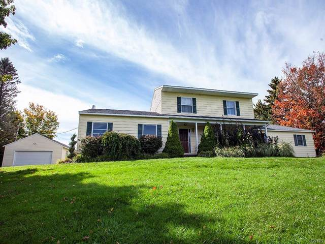 5565 Ridge Road, Cazenovia, NY 13035 (MLS #S1229831) :: MyTown Realty