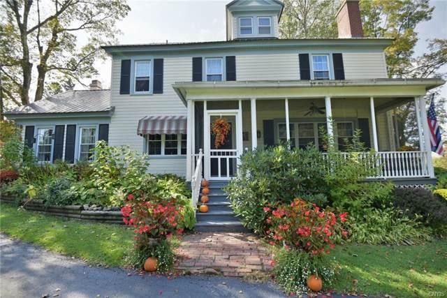 8934 Tibbitts Road, New Hartford, NY 13413 (MLS #S1229839) :: Thousand Islands Realty
