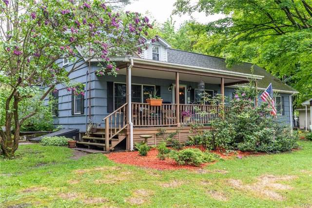 131 Lovers Leap Road, Danube, NY 13365 (MLS #S1229870) :: Thousand Islands Realty