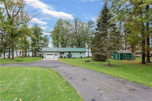 1528 State Route 49, Vienna, NY 13042 (MLS #S1230142) :: Thousand Islands Realty