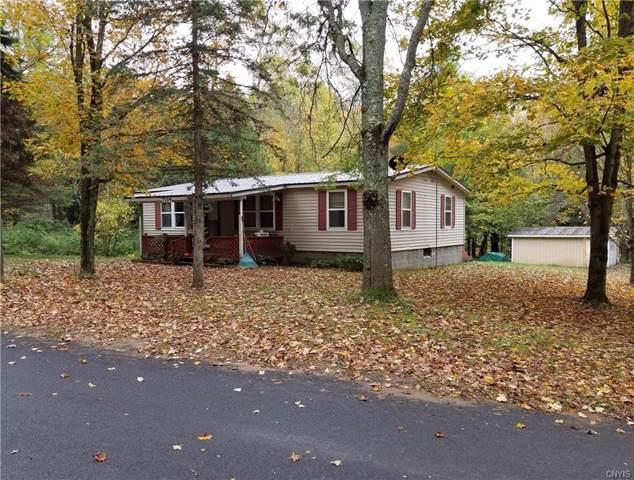 7104 Fish Creek Road, Greig, NY 13368 (MLS #S1230333) :: The Glenn Advantage Team at Howard Hanna Real Estate Services