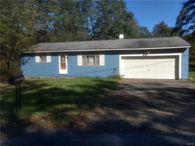 7631 Gifford Hill Road Ns, Western, NY 13486 (MLS #S1230572) :: Thousand Islands Realty