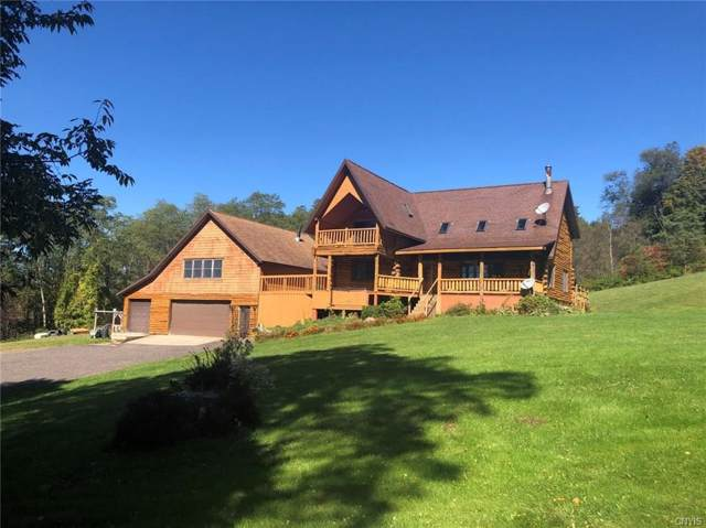 4634 Kinney Gulf Road, Homer, NY 13045 (MLS #S1230607) :: The Glenn Advantage Team at Howard Hanna Real Estate Services