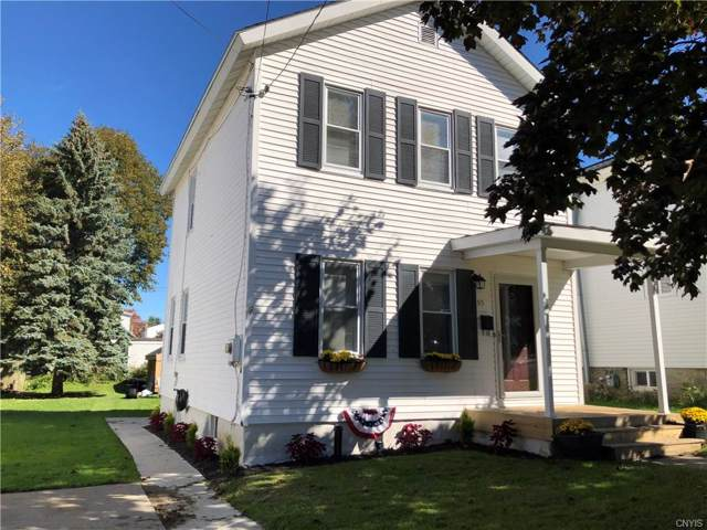 85 W 9th Street, Oswego-City, NY 13126 (MLS #S1230640) :: Thousand Islands Realty