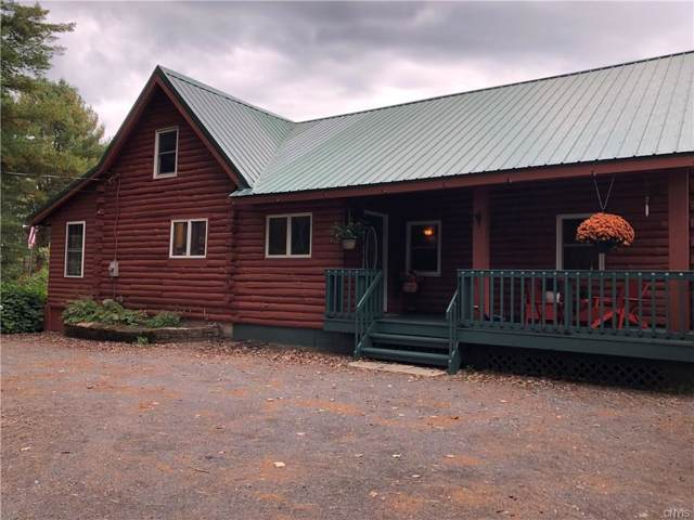 239 Potter Road, West Monroe, NY 13167 (MLS #S1230666) :: Thousand Islands Realty