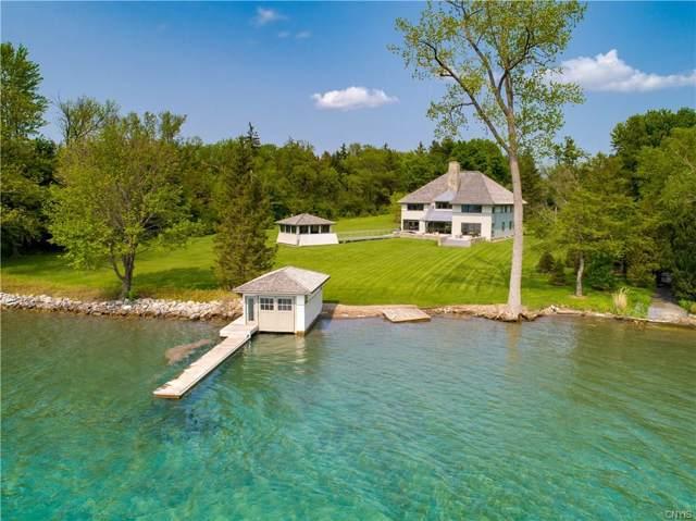 3205 E Lake Road, Skaneateles, NY 13152 (MLS #S1230915) :: MyTown Realty