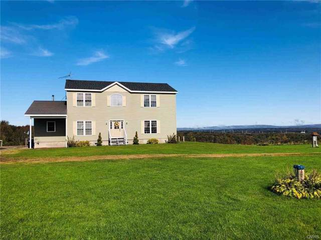 563 Clemons Road, Frankfort, NY 13340 (MLS #S1231064) :: The Glenn Advantage Team at Howard Hanna Real Estate Services
