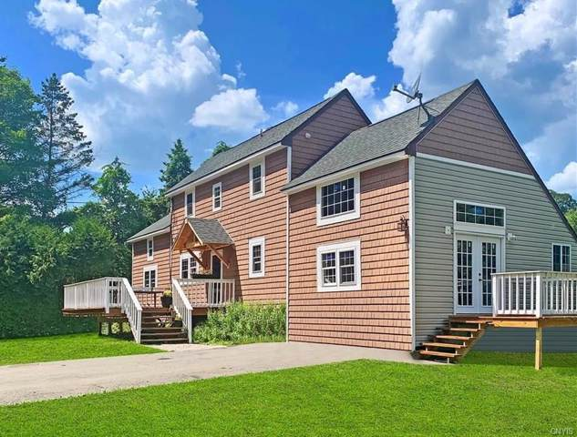 138 Brice Road, Frankfort, NY 13340 (MLS #S1231089) :: The Glenn Advantage Team at Howard Hanna Real Estate Services