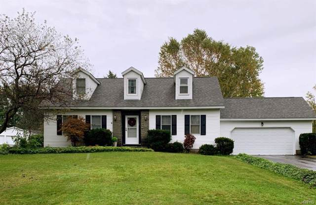 144 Valley View Drive, Oswego-Town, NY 13126 (MLS #S1231103) :: Robert PiazzaPalotto Sold Team