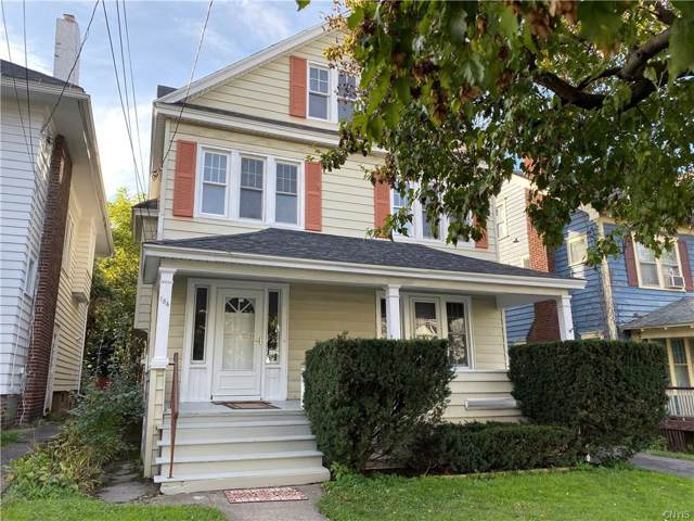 184 Clifton Place, Syracuse, NY 13206 (MLS #S1231196) :: Robert PiazzaPalotto Sold Team