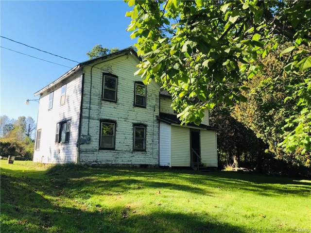 489 County Route 36, Hannibal, NY 13074 (MLS #S1231228) :: MyTown Realty