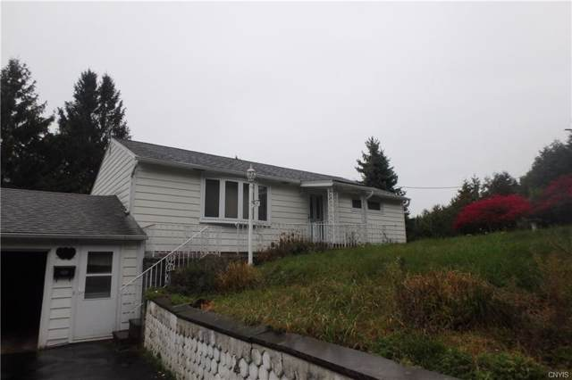 307 Stanton Avenue, Geddes, NY 13209 (MLS #S1231380) :: Thousand Islands Realty