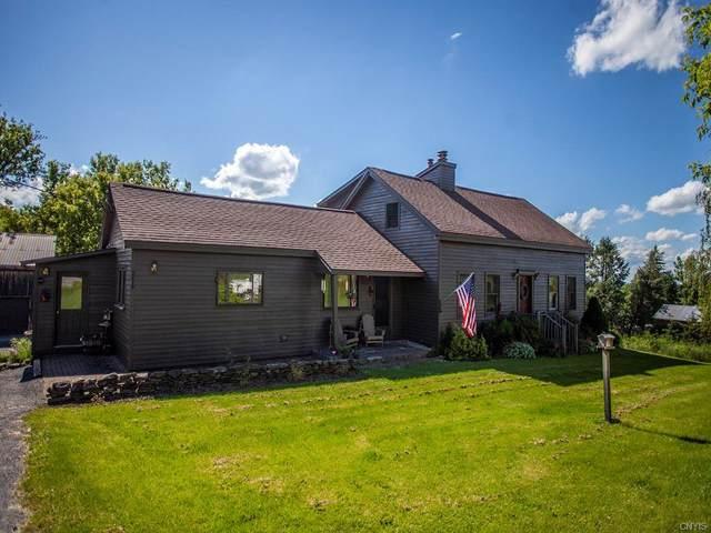 3219 Coulter Road, Cazenovia, NY 13035 (MLS #S1231496) :: The Glenn Advantage Team at Howard Hanna Real Estate Services