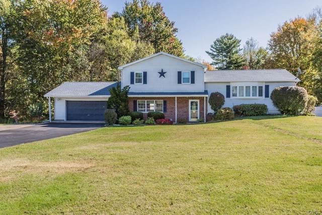 554 Baldwin Road, Volney, NY 13069 (MLS #S1231524) :: The Glenn Advantage Team at Howard Hanna Real Estate Services