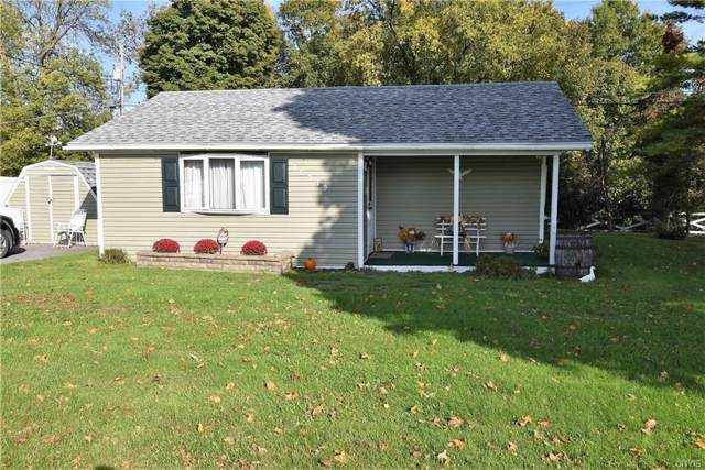 16579 County Route 59, Brownville, NY 13634 (MLS #S1231605) :: Thousand Islands Realty