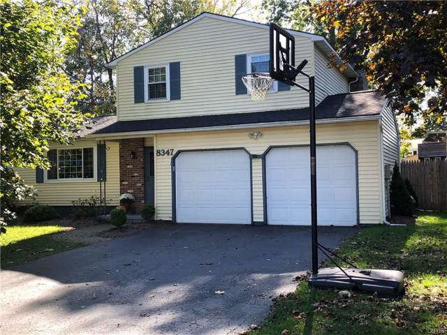 8347 Zenith Dr, Clay, NY 13027 (MLS #S1231940) :: The Rich McCarron Team