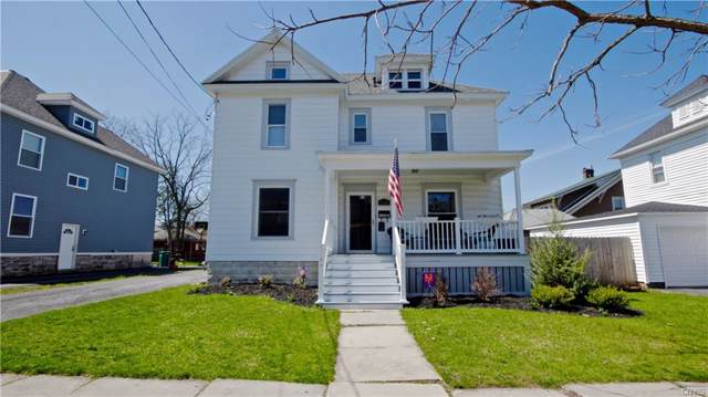 838 Myrtle Avenue, Watertown-City, NY 13601 (MLS #S1231968) :: BridgeView Real Estate Services