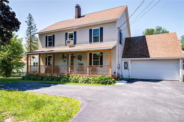 303 Main Street, Schroeppel, NY 13135 (MLS #S1232109) :: Thousand Islands Realty