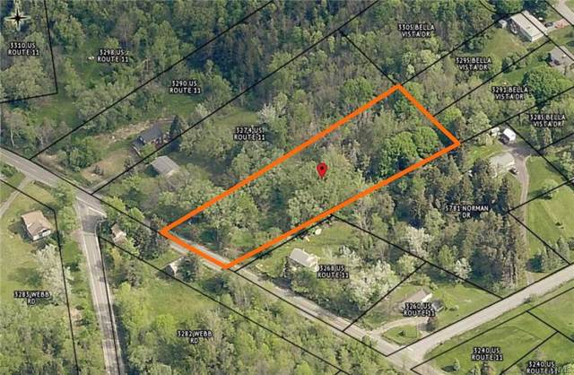0 N Route 11, Lafayette, NY 13084 (MLS #S1232248) :: 716 Realty Group