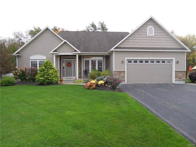 5106 Lola Drive, Clay, NY 13041 (MLS #S1232410) :: The CJ Lore Team | RE/MAX Hometown Choice