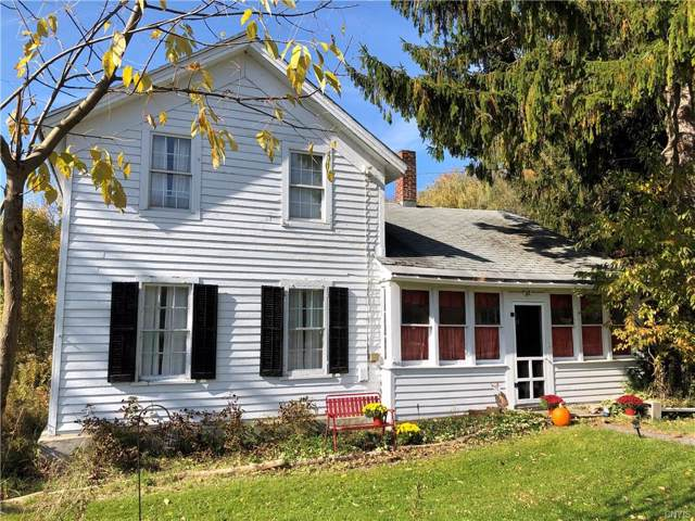 3445 Erieville Road, Nelson, NY 13061 (MLS #S1232585) :: The CJ Lore Team | RE/MAX Hometown Choice