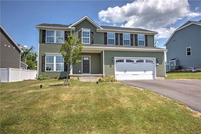 8586 Mcnamara Drive, Clay, NY 13041 (MLS #S1232601) :: The CJ Lore Team | RE/MAX Hometown Choice