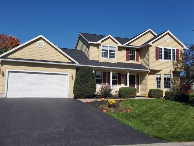 3615 Redhead Terrace, Clay, NY 13090 (MLS #S1232643) :: The Glenn Advantage Team at Howard Hanna Real Estate Services