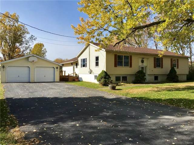 403 Brown Boulevard, Brownville, NY 13634 (MLS #S1232709) :: Robert PiazzaPalotto Sold Team